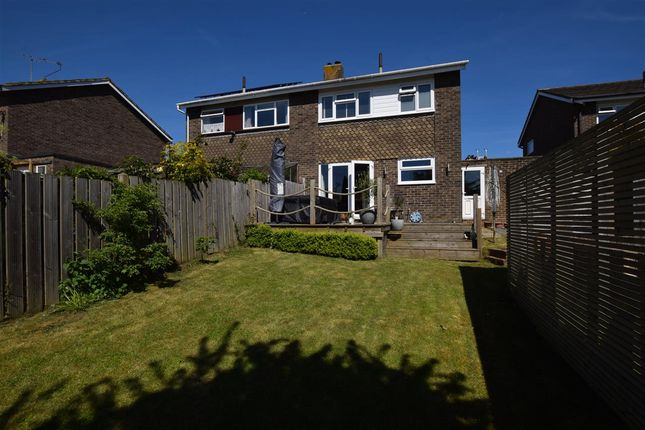 Thumbnail Semi-detached house to rent in The Links, St. Leonards-On-Sea