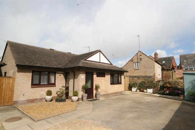 Thumbnail Detached bungalow for sale in John Street, Oakham