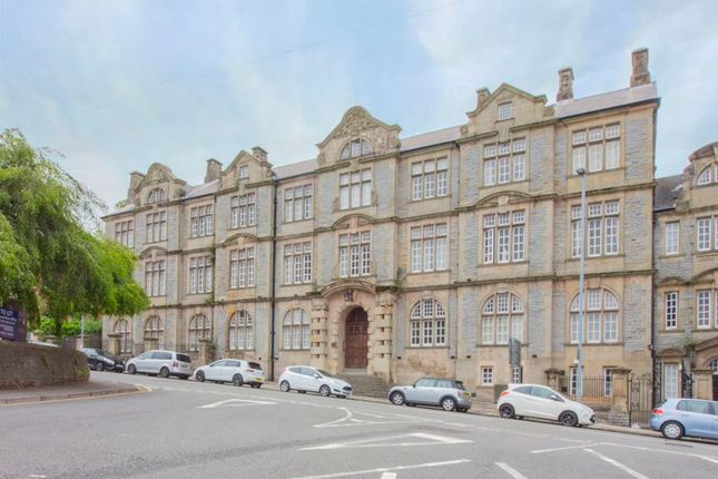 Thumbnail Flat for sale in Shire Hall, Pentonville, Newport - Ref#00014643