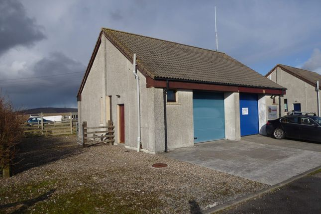 Thumbnail Light industrial for sale in Unit 1, Bayhead Industrial Estate, North Uist