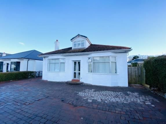 Thumbnail Bungalow for sale in Braidholm Road, Giffnock, East Renfrewshire