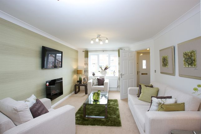 """Thumbnail Detached house for sale in """"The Roseberry"""" at Laughton Road, Thurcroft, Rotherham"""