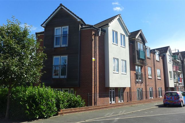 Thumbnail Flat to rent in Goldsmith Court, Carter Road, New Stoke Village, Coventry
