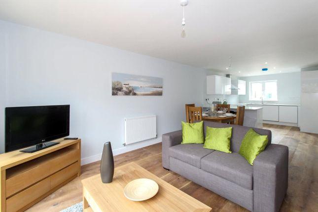 Thumbnail Terraced house for sale in Styles Close, Ide Hill Road, Four Elms, Edenbridge