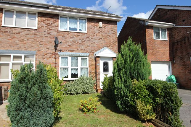 Thumbnail Semi-detached house to rent in 47 Coombes Way, Bristol