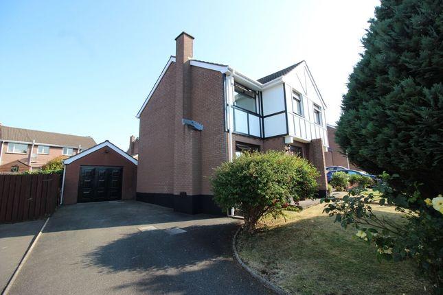 Thumbnail Semi-detached house for sale in Killowen Grange, Lisburn