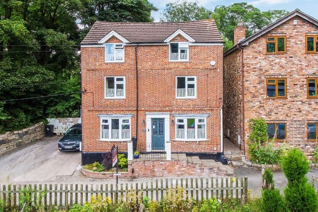 Thumbnail Detached house for sale in Colehill Bank, Congleton