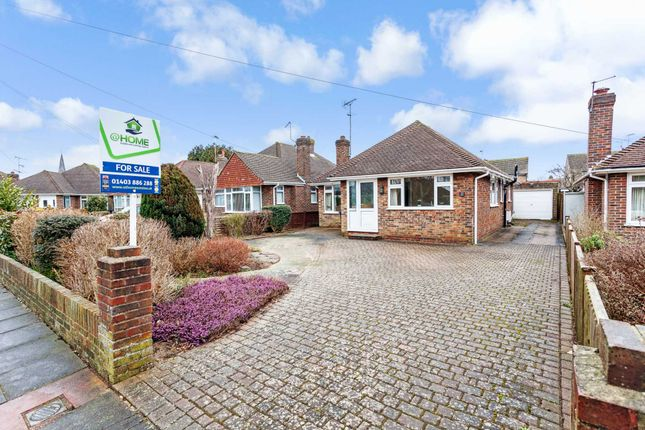 Thumbnail Detached bungalow for sale in Upton Road, Worthing