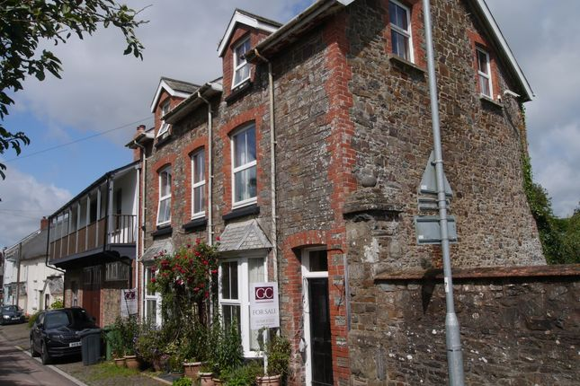 Thumbnail Town house for sale in Fore Street Hill, Chulmleigh