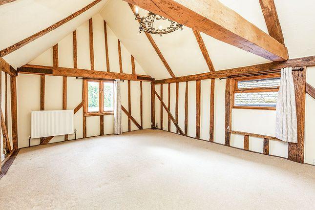 Master Bedroom of Scudders Farm, Valley Road, Fawkham, Kent DA3