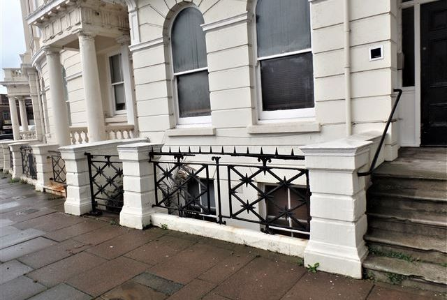 Railings of St. Aubyns, Hove BN3