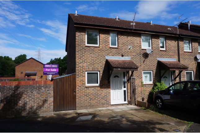 2 bed end terrace house for sale in Rufus Gardens, Totton, Southampton