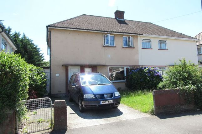 3 bed semi-detached house for sale in Heol Eglwys, Cardiff
