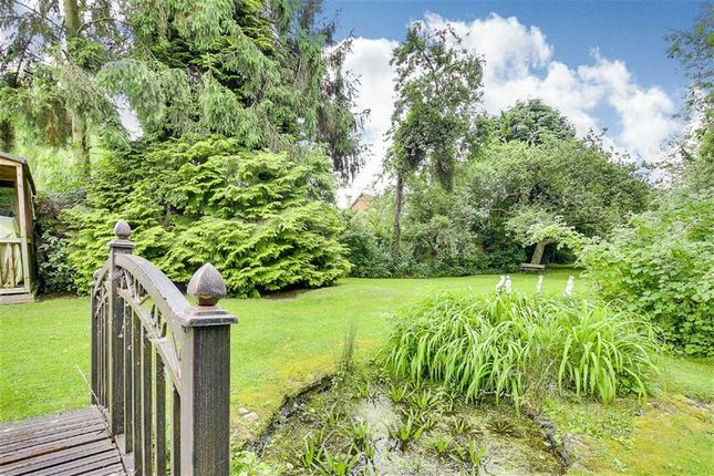 Rear Garden of The Green, Woughton On The Green, Milton Keynes, Bucks MK6