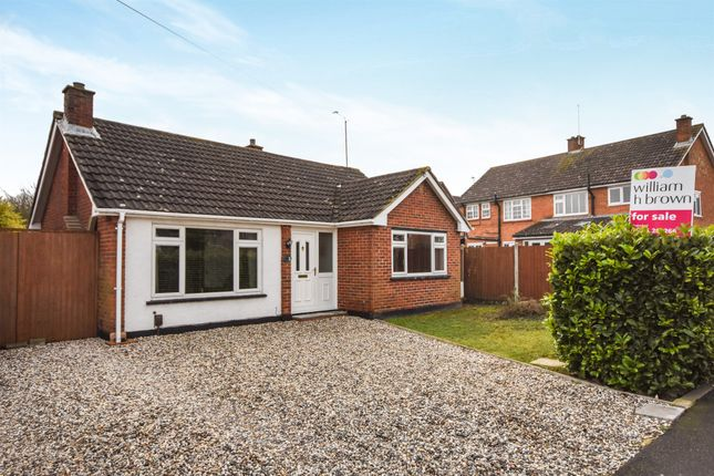 Thumbnail Detached bungalow for sale in Burnham Road, Springfield, Chelmsford