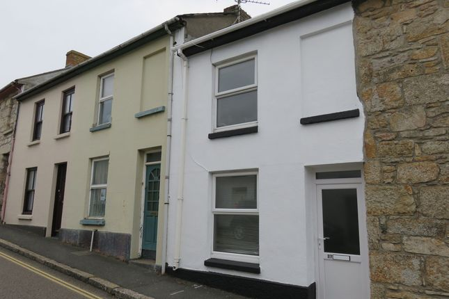 Thumbnail Terraced house to rent in Mount Street, Penzance