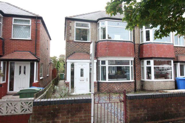 Thumbnail Terraced house for sale in Belvedere Road, Hessle