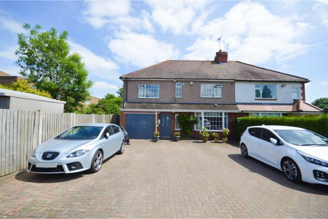 Thumbnail Semi-detached house for sale in The Long Shoot, Nuneaton