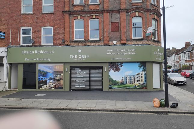 Thumbnail Retail premises for sale in Fortune Green Road, London