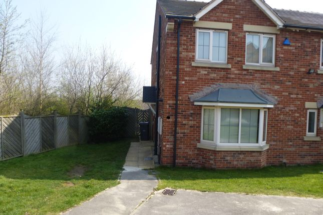 Thumbnail Property to rent in Old Oaks View, Barnsley
