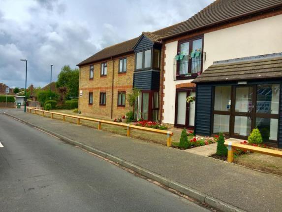 Thumbnail Flat for sale in Rose Court, Aigburth Avenue, Bognor Regis