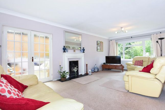 Thumbnail Detached house for sale in Alderbrook Close, Crowthorne