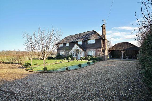 Thumbnail Detached house for sale in Fryern Road, Storrington, Pulborough