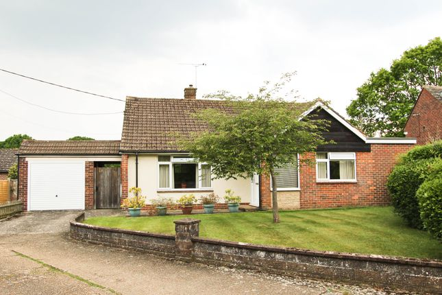 Thumbnail Detached bungalow for sale in Mill Road, Liss