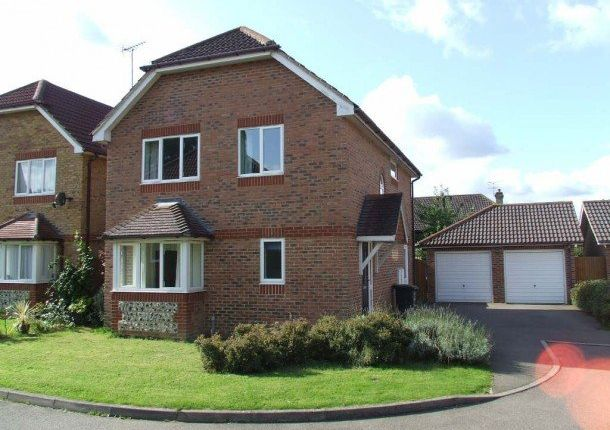Thumbnail Detached house to rent in Baldwins Field, Lowdells Close, East Grinstead