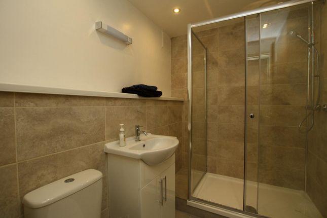 Shower Room of Caerleon House, St. Georges Place, Cheltenham GL50