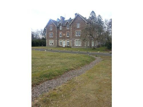 Thumbnail Flat to rent in Tuke Lodge, Murthly