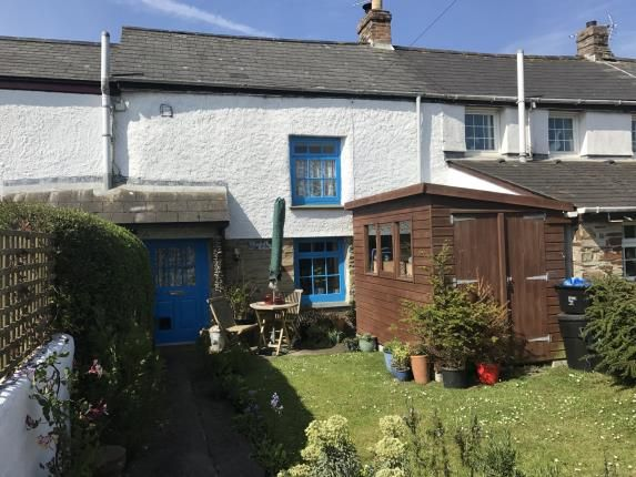 Thumbnail Terraced house for sale in Goonown, St. Agnes