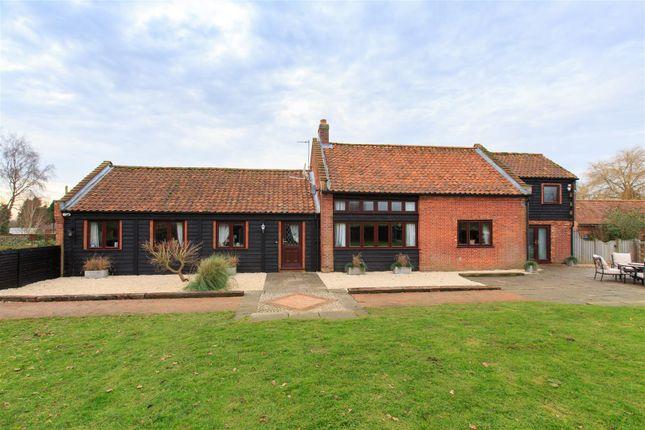 Thumbnail Barn conversion for sale in North Tuddenham, Dereham