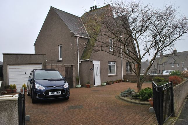 Thumbnail Semi-detached house to rent in Hepburn Crescent, Arbroath
