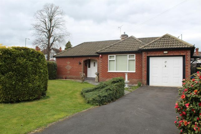 Thumbnail Bungalow for sale in Hereford Road, Belle Vue, Shrewsbury, Shropshire