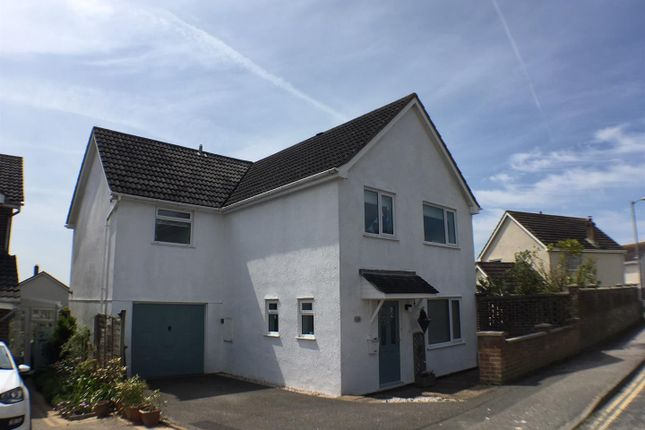 Thumbnail Detached house for sale in Polvella Close, Pentire, Newquay