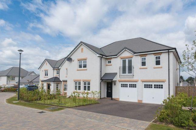 Thumbnail Detached house for sale in 3 Shearie Knowe Gardens, Colinton, Edinburgh