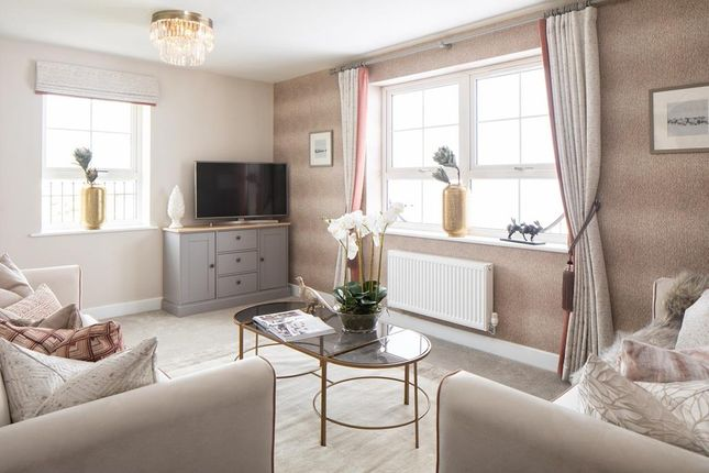 """Thumbnail Semi-detached house for sale in """"Moresby"""" at Westend, Stonehouse"""