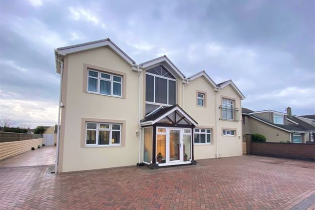 Thumbnail Detached house for sale in 25 Rest Bay Close, Porthcawl