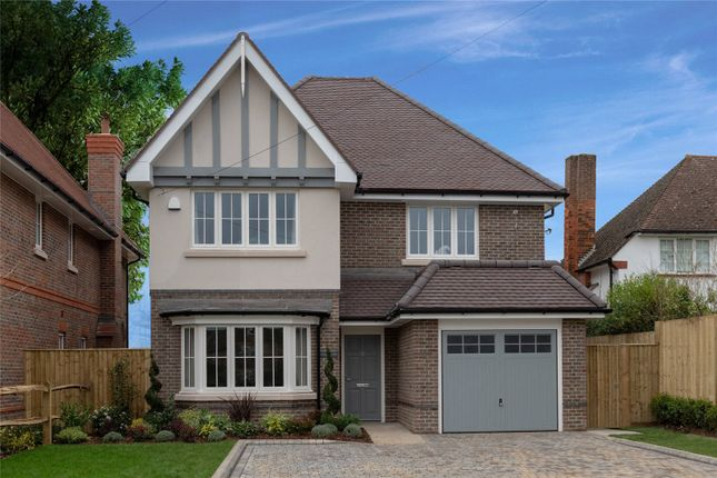 Thumbnail Detached house for sale in Fern Acre Gardens, Northwood, Middlesex