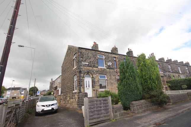 Thumbnail End terrace house to rent in Strawberry Street, Silsden