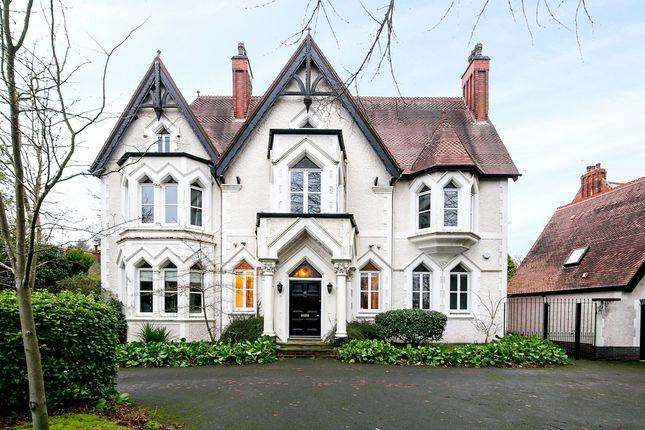 Thumbnail Detached house for sale in Farquhar Road, Edgbaston, Birmingham