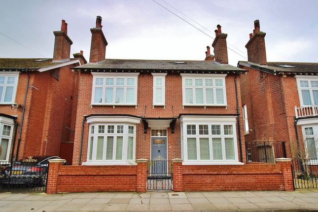 Thumbnail Detached house for sale in Cousins Grove, Southsea