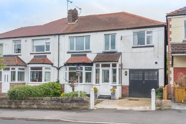 Thumbnail Semi-detached house for sale in Westwick Road, Sheffield
