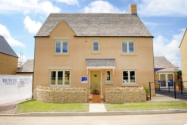 Thumbnail Detached house for sale in Cinder Lane, Fairford