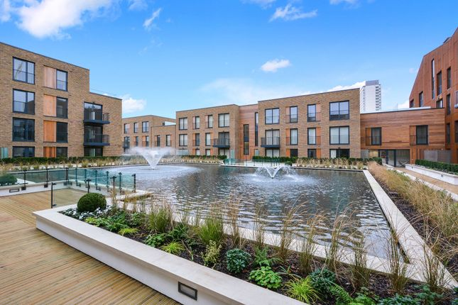 Thumbnail Flat to rent in Mary Rose Square, London