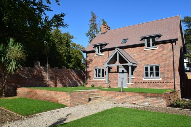 Thumbnail Detached house for sale in Tekels Park, Camberley