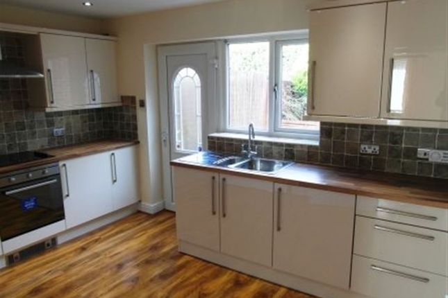 Thumbnail Semi-detached house to rent in Camberwell Close, Gateshead
