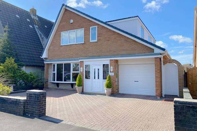 Thumbnail Detached house for sale in Ashfield Road, Thornton-Cleveleys