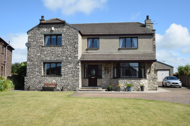 Thumbnail Detached house for sale in The Crescent, Barrow-In-Furness, Cumbria